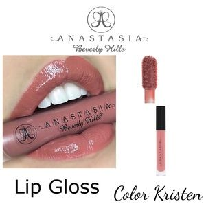 Anastasia Lip Gloss.   Brand new in the Box